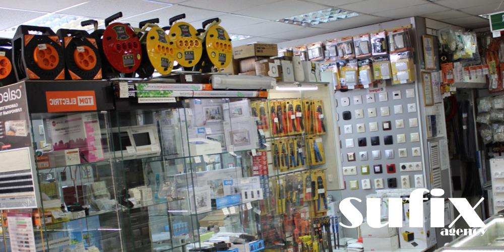 Продвижение сайта по продаже электротоваров